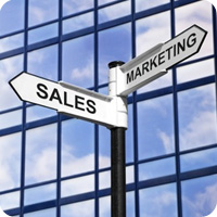 Sales and Marketing services available on the Index