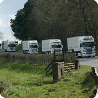Transport and Handling services available on the Index