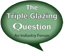 CENSolutions supports the Triple Glazing Question