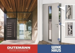 New AV3 autoLock adds increased functionality to Dutemänn's Haus range