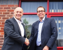 Two leading industry names sign long term partnership agreement