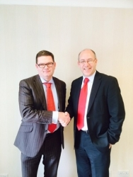 Astraseal mark 25 year REHAU partnership by signing new supply agreement