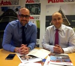 Rehau fabricator Astraseal announce Insight Data as launch partner