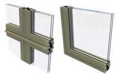 Smart addition for Astraseal with new aluminium flush casement