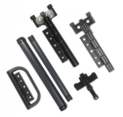 AT Precision stock up on bi-fold hardware to keep lead times to a minimum