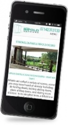 Responsive site boosts leads for Bifold Network and their installers (Bifold Network)