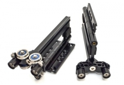 Robust Caldwell bi-fold hardware boosts Window Wares range (Caldwell Hardware UK Ltd)