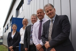 Aluminium specialist celebrates record breaking year