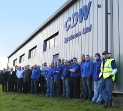 Buoyant aluminium sector inspires record-month at CDW