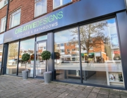 CDW Systems helps Thames Valley Windows with shopfront project