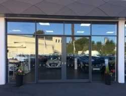CDW Systems helps Window Service Centre with car showroom installation