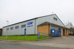 CDW Systems recognised as a certified fabricator of AOV systems