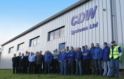 Record sales year for specialist aluminium fabricator