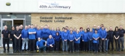Global supplier celebrates 40 years in business