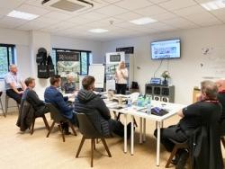 Residence Open Day success for Dekko Window Systems