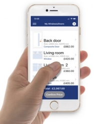 New Double Glazing App now provides finance option