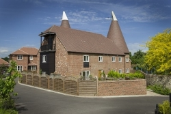 Historic-style Oast House gets high-end finishing touches from DWL