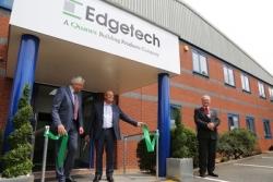 Edgetech and Quanex mark ten years of partnership (Edgetech UK)