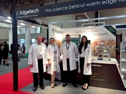 Edgetech gives a taste of Super Spacer at the FIT Show 2017