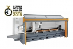German Design Award win for elumatec's supercharged CNC