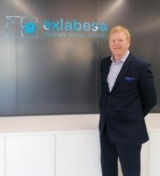 Industry veteran Kevin Warner becomes exlabesa Sales Director