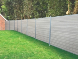 Rinato range expands with Wood Plastic Composite Fence & Gate Infill boards