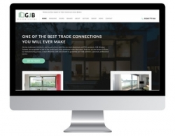 GJB Window Systems new high-end website goes LIVE