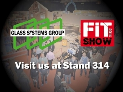 'Not to be missed' special offers at Glass Systems FIT Show stand