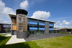 Hazlemere goes green with £2.3m college installation