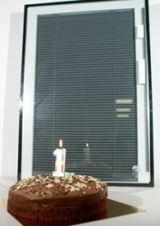 First birthday bash for integral blind experts HiTECH