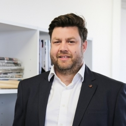 New Managing Director at Hueck UK