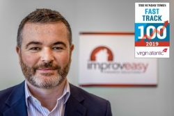 Finance specialists Improveasy named the UK's 23rd fastest growing business