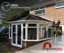Improveasy award Swish Home Improvements with Platinum award!   (Improveasy)