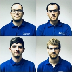 Incarnation welcomes four fab new fabricators