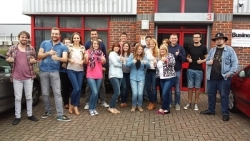 Insight Data and Purplex Marketing take part in Jeans for Genes
