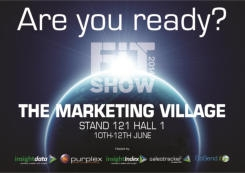 Marketing Village comes to the Fit Show