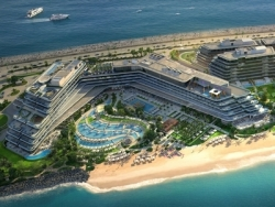 Jackloc specified for upcoming luxury hotel in iconic Dubai hotspot