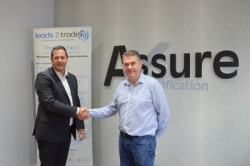 'Assured' service provided by Leads 2 Trade thanks to link-up