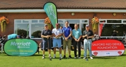 Customers and sporting figures join Leads2trade for Golf day
