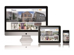 Majestic designs take advantage of a fully responsive website