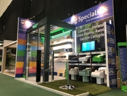 Milwood Group pulls a blinder at British Blind and Shutter Show 2018