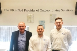 Outdoor living specialists Milwood Group complete two senior appointments