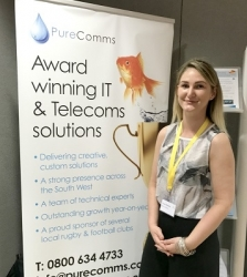 HR specialist joins leading south-west telecoms firm