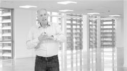 Andrew Scott talks business growth on camera