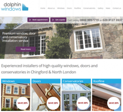 Dolphin Windows' new website is fit for the future