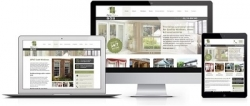 New website and online marketing strategy for Alpine Glass