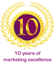 Purplex celebrates 10 years of marketing excellence