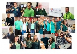 Purplex Marketing goes green for St Patrick's Day