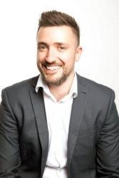 Sam Cross celebrates decade of service for award winning marketing agency