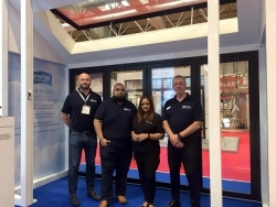 Roof glazing experts Roof Maker enjoy resounding Day One success